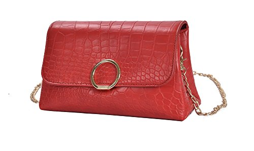 A Borsa tracolla amp;N Donna Red a PPqrOY