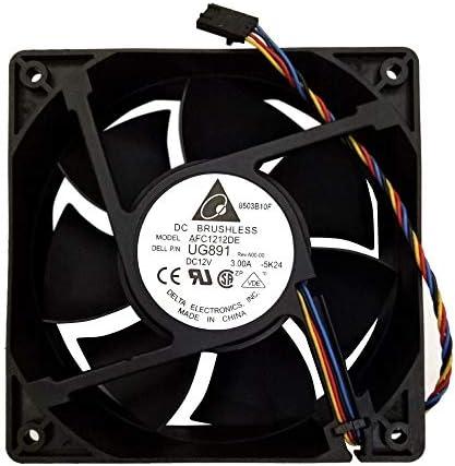 CAOQAO 6000 RPM Conector de 4 Pines para Antminer Bitmain S7 S9 ...