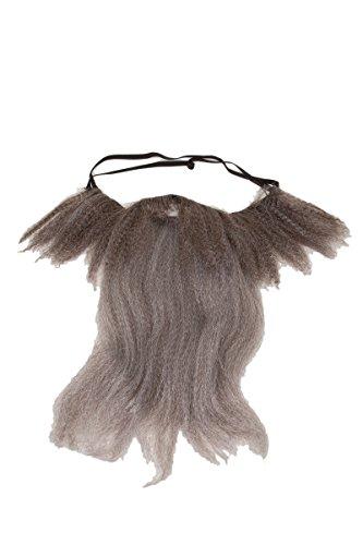 Jacobson Hat Company Men's Long Beard, Grey, Adult]()