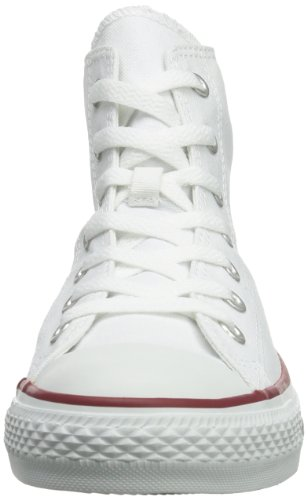 Converse Chuck Taylor All Star Core Hi, Zapatillas de Tela Para Unisex Adulto Blanco (Weiss)