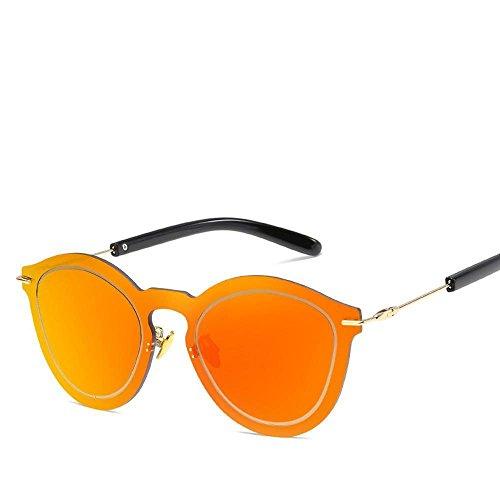 Regalos E Axiba Marco creativos Hombre Chao Comunidad Brillante Sol y los Sungla de Sol sin Gafas Personalidad Unidos Color Estados siamés Europa Gafas General de de 7g4qw7