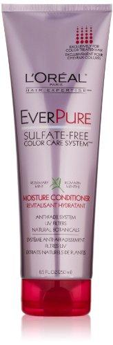 Système de soins L'Oréal Paris EverPure couleur sans sulfate humidité Conditioner, 8,5 Fluid Ounce
