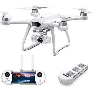 Potensic Dreamer Drones avec caméra 4K pour Adultes 31 Minutes, GPS RC avec Moteurs sans balais, Retour Automatique à la…