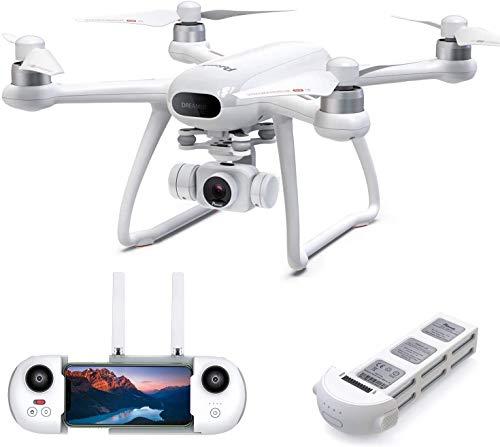 Potensic Drone Dreamer con cámara 4K para Adultos, 31 Minutos de Vuelo, GPS RC Quadcopter con Motores sin escobillas…