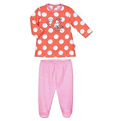 e550761b6b156 Pyjama bébé 2 pièces avec pieds Illico - Taille - 6 mois (68 cm ...