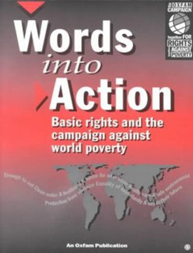 Words Into Action: Basic Rights and the Campaign Against Global Poverty
