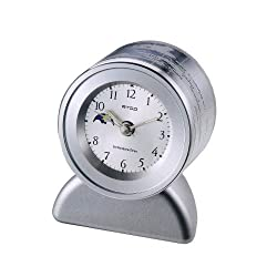 ATOP World Time Travel Alarm Clock WR-7G Globe Model