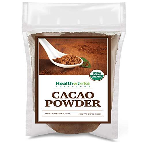 Healthworks Cacao Powder 16