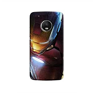 Cover It Up - Ironman Kneeling Moto G5 Plus Hard Case