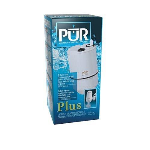 - PUR Single Replacement Filter Plus Faucet-Mount Filtering Unit