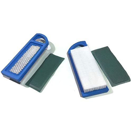 ZaZaTool 2 Pack Replacement Air Filter for 697153 698083 795115 697015