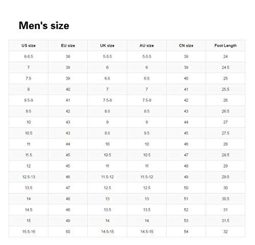 Scarpe Moda Nuova Del Tela Coreana 44 Trend YXLONG Di Versione Da Scarpe Studente Uomo Scarpe Di Da red Autunno Casual BpwqqZng