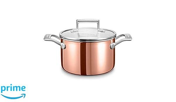 Kitchenaid KC2P30EHCP Olla sopera Copper Colour Aluminio, Cobre ...