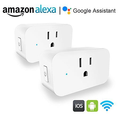 Smart Plug Wifi Mini Outlets Aneken Smart Socke...