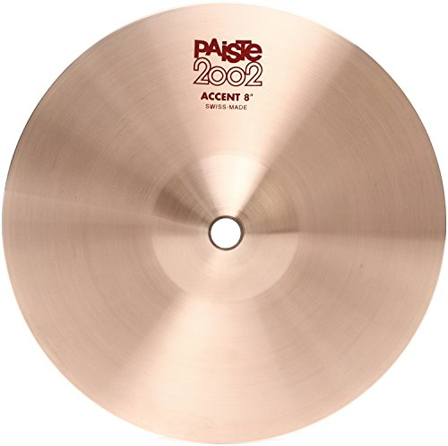 (Paiste 2002 Accent Cymbal - 8