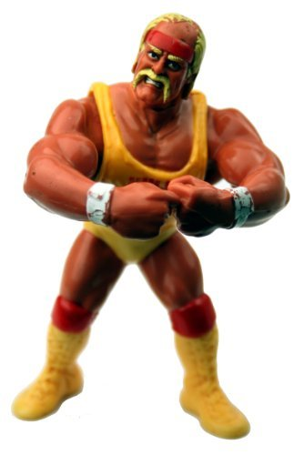 Wwf/wwe Hulk Hogan Real Wrestling Action with Hulkster Hug