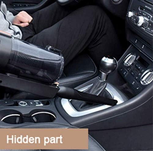 SANON Car Aspirateur Portable Power Cleaner Vide Fort Portable Auto Robot 120W for la Voiture Intérieur Nettoyage Domestique Ordinateur WTZ012