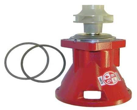 Bell & Gossett 189134LF Lead Free Bearing Assembly with Impeller for Series 100 Pumps (Gossett Impeller)