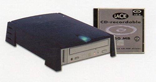 LaCie 16x40x40 FireWire400 CD-RW Pro-Booster Burn Model 300130 External ()