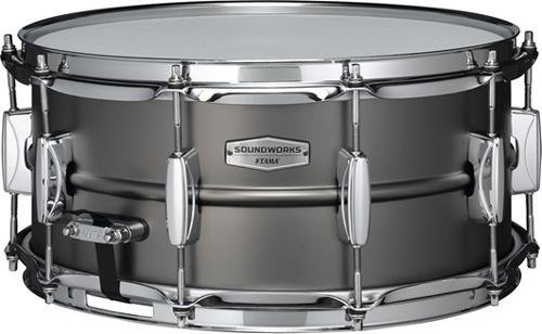 Tama Soundworks Steel Snare Drum 14 x 6.5 in. by Tama