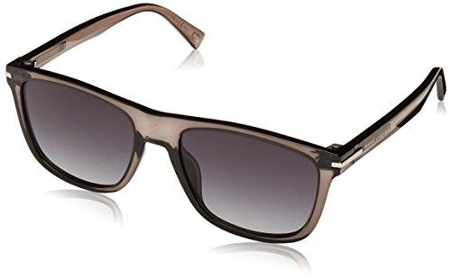 Sunglasses Marc Jacobs 221 /S 0R6S Gray Black / 9O dark gray gradient lens