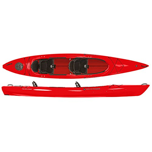 Epic International 9730455040 Pamlico 145 Recreational Kayak - Red