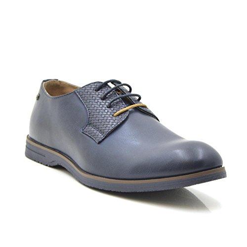 Hombre Gonzalez Azul Bruno Tino Zapatos FqX6wnnxH