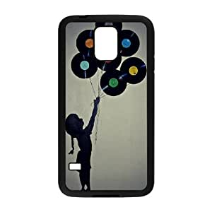 HEHEDE Phone Case Of Retro Fashion Style Colorful Painted For Samsung Galaxy S5 I9600