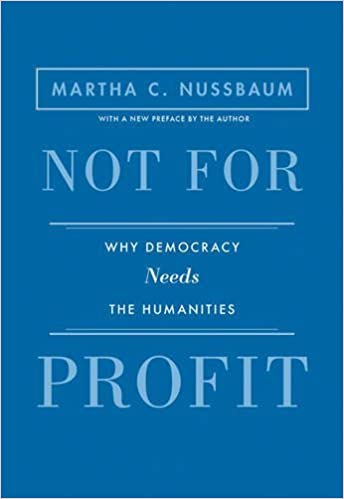 Download PDF Not for Profit - Why Democracy Needs the Humanities