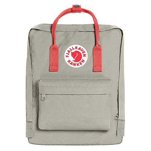 - Fjallraven - Kanken Classic Backpack for Everyday, Limited Edition Fog/Peach Pink