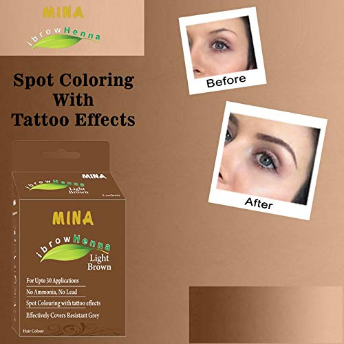 Buy at home brow tint