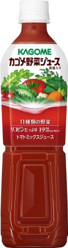 Kagome vegetable juice smart PET 720ml ~ 15 this by V8 100% Vegetable Juice, 11.5