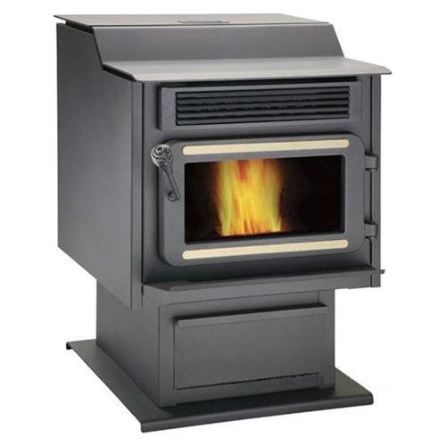 Sbi-Osburn/Drolet FL066 FL-066 Flame FP-45 Steel Pellet Stove