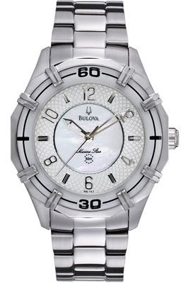 Bulova Marine Star Ladies Watch 96L145 ()