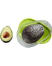 YIDAI Avocado Storage, 1Piece Fruit Crisper Storage Box, Avocado Container, Avocado Saver Holder, Kitchen Accessories-to Keep Avocados Fresh for Days
