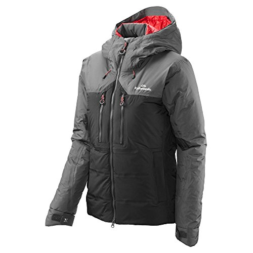 Kathmandu Jacket Women's Black Pinnacle Down XT Granite 8rvqg8