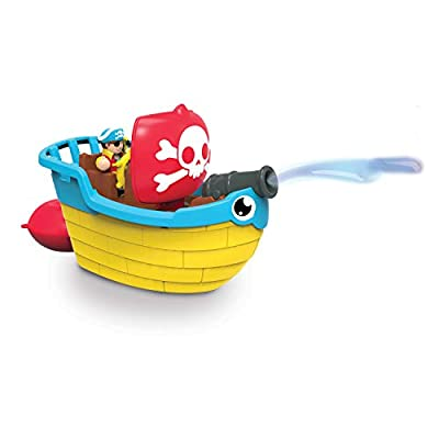WOW Toys Pip The Pirate Ship Bath Toy: Toys & Games