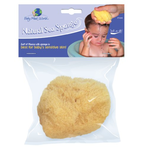 Baby Bath Natural Sea Sponge