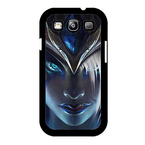 Classical League of Legends Cell Phone Case LOL Fallen?Angel Morgana Custom Fine Samsung Galaxy S3 I9300 Case Cover