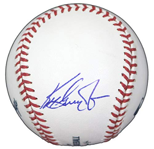 - Ken Griffey Jr. Seattle Mariners Signed Autographed Rawlings Official Major League Baseball COA