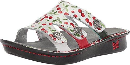 Alegria Women's Venice Sandal Cherry Pick 38