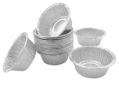 Foil Mini Baking Cups 2-5/8
