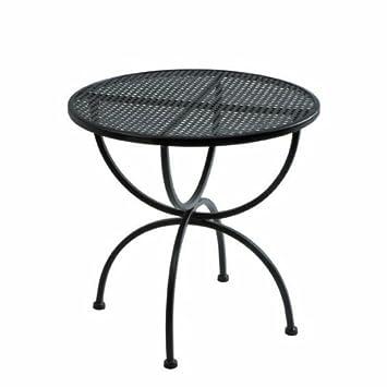 Amazon.de: MBM 65.00.0221 Tisch Romeo 75 rund