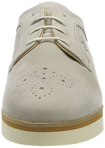 Zapatos O'Polo para Brogue 145 Stone Marc Lace Mujer de 70113853401200 Cordones Up Gris w8xIqd