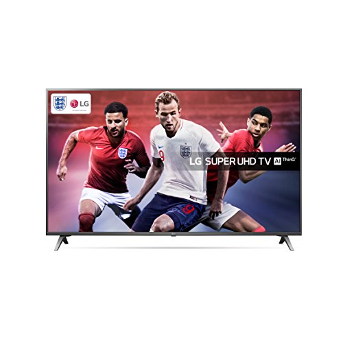 LG 55SK8000PLB 55-Inch Super UHD 4K HDR Premium Smart LED TV with Freeview...