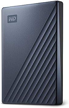 Western Digital My Passport 5TB USB 3.0 Type-C Portable Hard Drive