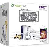 Console Xbox 360 320 Go + Kinect + Kinect adventures ! + Star Wars
