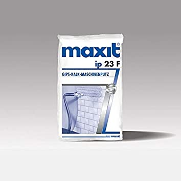 Maxit ip 23 F Gips-Kalk-Maschinenputz Innen 30 kg Sack