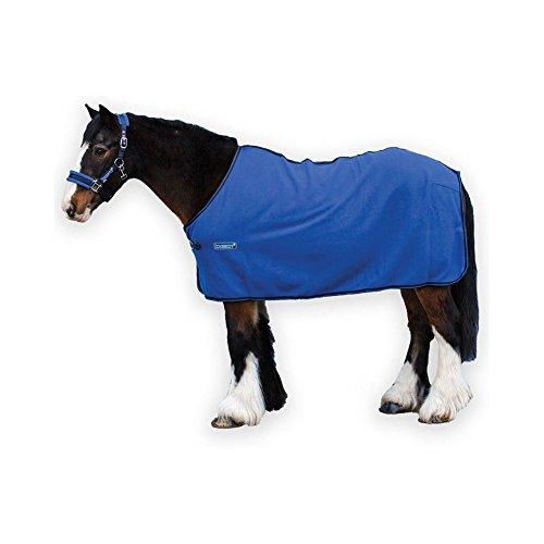 Loveson Fleece Cooler Blue/Navy/Blue 66 (Blue Horse Blanket Navy)