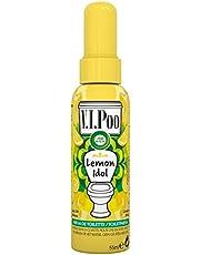 Air Wick luchtverfrisser voor toilet, spray V.I.Poo, tegen geur, citroen idol, 55 ml